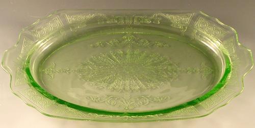 Princess-Green-Platter