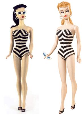 1950's Barbie