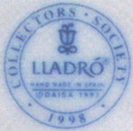 lladro-collectors-identification-mark
