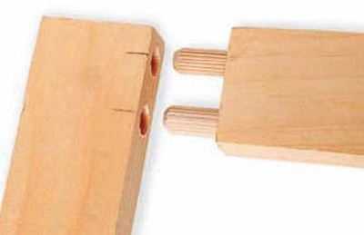 dowel-joint