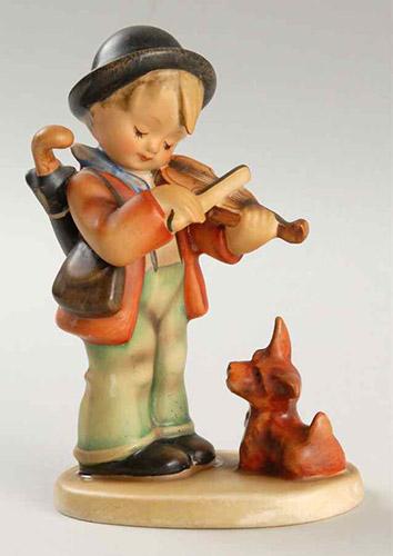 Hummel Figurine Hum1 PuppyLove