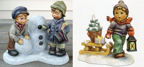hummel-christmas-figurines