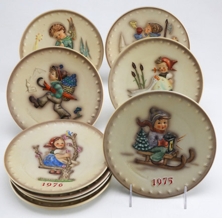 Value Of Hummel Figurines And Plates