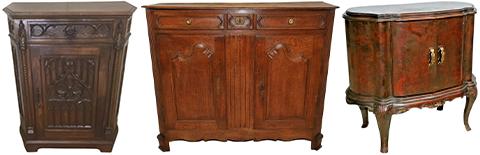 antique-vintage-cabinets-entrance-way