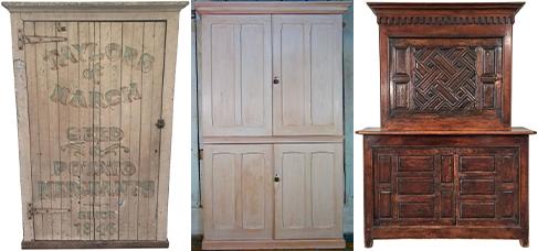 antique-vintage-cabinets-pantry