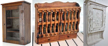 antique-vintage-cabinets-wall-mounted