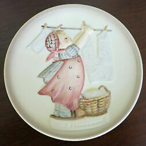 hummel-little-homemakers-mini-plate
