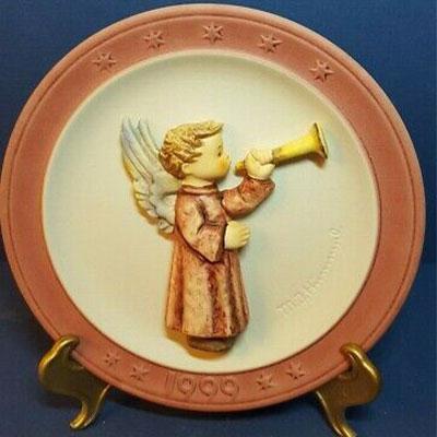 1999-Annual-Christmas-Plate-Hum-696-Joyful-Noise