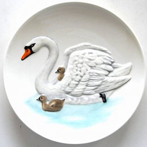 Goebel-Mothers-Series-Swans