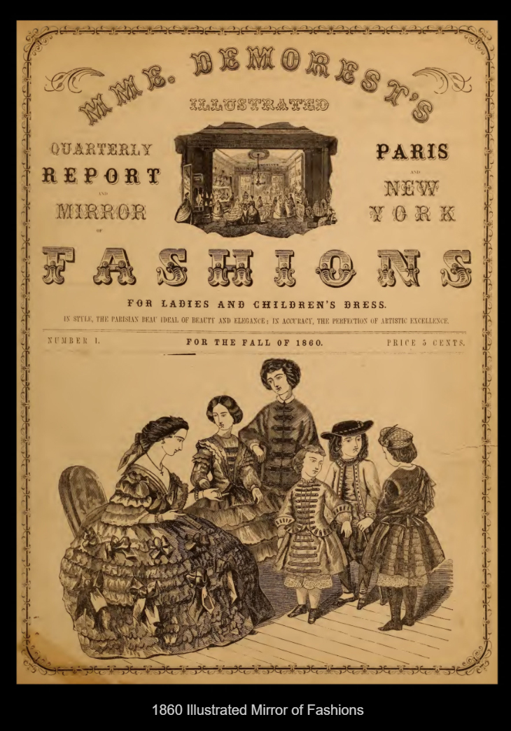 Demorest's for A Guide to Collecting Vintage Sewing Patterns